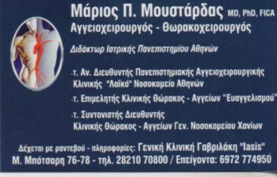 ΑΓΓΕΙΟΧΕΙΡΟΥΡΓΟΣ  ΑΓΓΕΙΟΧΕΙΡΟΥΡΓΟΙ ΧΑΝΙΑ ΚΡΗΤΗΣ ΜΟΥΣΤΑΡΔΑΣ ΜΑΡΙΟΣ