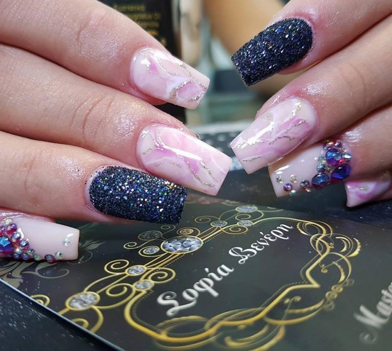 GOLDENPAGE SOFIA NAILS MASTER EDUCATOR AND CERTIFICATE